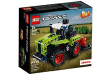 42102 Lego Техник Mini CLAAS XERION