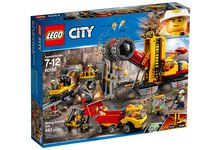 60188 Lego Город Шахта